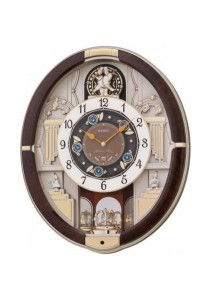 SEIKO Musical Wall Clock - QXM289B
