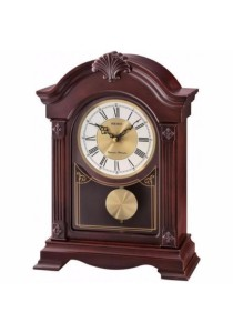 Wooden Mantel from Seiko Clocks - QXQ023B