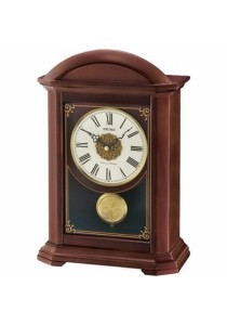 Wooden Mantel from Seiko Clocks - QXQ030B