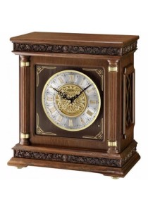 Wooden Mantel from Seiko Clocks - QXW224B