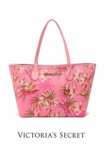 Victoria's Secret Floral Large Tote
