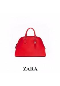 Zara City Bag (Red)