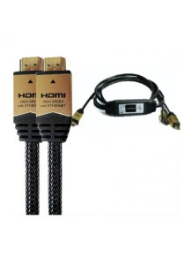 Sarowin 2M A to AA HDMI Splitter with Cable HDSP 2.0 AAA