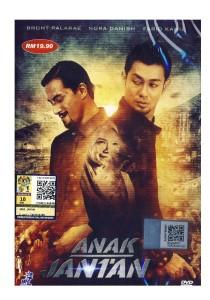 DVD Anak Jantan