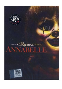 DVD Annabelle
