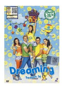 DVD Hi 5 Dreaming Seoson 14