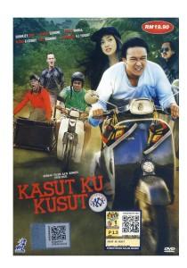 DVD Kasut Ku Kusut