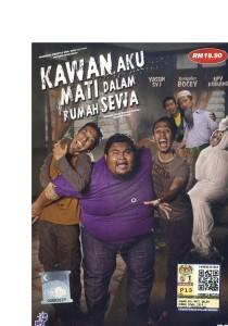 DVD Kawan Aku Mati Dalam Rumah Sewa
