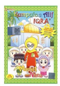 DVD Kumpulan Alif Iqra