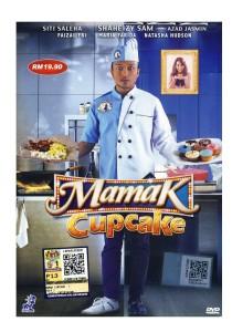 DVD Mamak Cup Cake