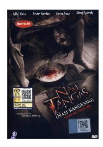 DVD Nasi Tangas Nasi Kangkang