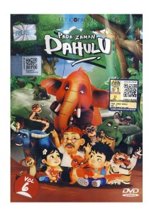 DVD Pada Zaman Dahulu Vol 6