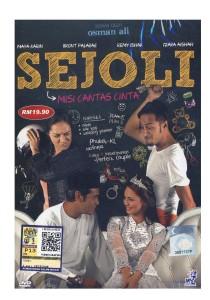 DVD Sejoli