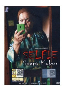 DVD Selfie Suara Kubur