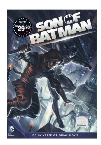 DVD Son Of Batman
