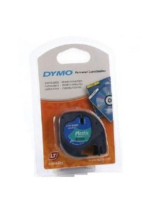 DYMO Black on Green LetraTag Plastic Tapes Personal Label Maker