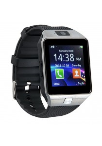 DZ09 SmartWatch New 2.0 - Silver