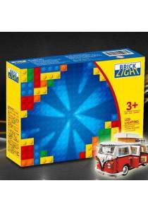 Brick Light - Volkswagen T1 Camper Van (10220) Lighting Kit