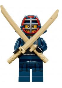 LEGO MINIFIGURE Series 15-12 Kendo Fighter