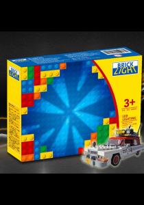 Brick Light - Ghostbusters Ecto-1 & 2 (75828) Lighting Kit
