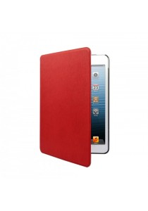 Kazee Ebony iPad Mini PU Leather Case Full Body - Red