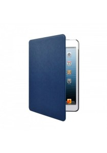 Kazee Ebony iPad Mini PU Leather Case Full Body - Blue