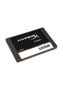 "Kingston Digital HyperX FURY 120GB SSD SATA 3 2.5"" Solid State Driver (SHFS37A/120G)"