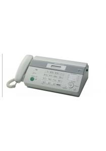 Panasonic Compact Personal Home Use Fax Machine KX-FT982ML (White)