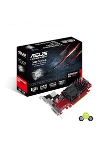 ASUS R5 230 Silent and Low Profile Graphics Card with DirectX11 and HDMI Support