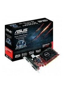 ASUS R7240 2GD3-L Superior Stability and 3D Gaming Graphic Cards