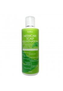 Ecoherbs NeemCare Scalp Rejuvenation Herbal Shampoo For Hair Care Treating Premature Dry, Straight & Soft Hair - 200ml
