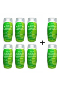 *Buy 6 Free 2* EcoHerbs Hair Care Herbal Shampoo: Natural Hair Loss/Hair Thinning Treatment for Dandruff, Oily, Itchy, Dry, Flaky, Headache, Migraine