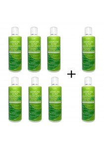 *Buy 6 Free 2* Ecoherbs NeemCare Scalp Rejuvenation Hair Care Herbal Shampoo For Hair Care Treating Premature Dry, Straight & Soft Hair