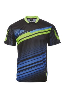 Dye Sublimation Jersey EDR 01 (Black)