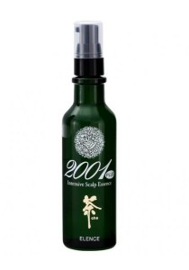 Elence 2001 Plus Green Tea Intensive Scalp Essence for Fast Hair Growth and Minimizes Hair Loss  (63ml)