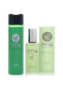 Elence 2001 PLUS Tea Tree Intensive Scalp Shampoo 320ml + Essence 120ml (Fast Hair Growth and Minimizes Hair Loss)
