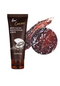 Elishacoy Milk Cacao Black Sugar Scrub