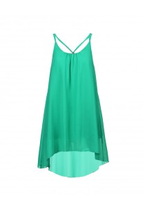 Bareback Dress / Bikini Wrap (Green)