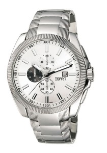 Esprit Fast Lane Stainless Steel Men Watch ES100981002