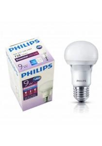 Philips Essential 9W LED Light Bulb Warm White E27 220-240V
