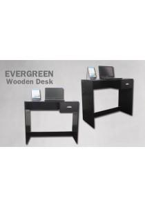 EVERGREEN - 3FT Writing Desk Office Table Premium Wooden WT7389