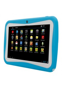 "Ewing 7 "" Wifi Android 4.4 Dual Core Children Kids Tablet IPS SCREEN with Protective Silicone Casing"