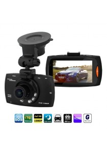 "Ewing G30 2.7"" Novatek 96220 FHD 1080P Night Vision DVR Car Camera Recorder Camcorder + Kingston MicroSD"