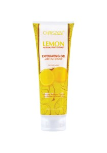 Chriszen Exfoliating Gel Lemon 250ml