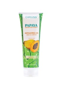 Chriszen Exfoliate Gel Papaya 250ml