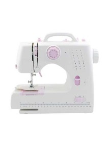 (OEM) Expert Sewing Machine 505B with 10 Sewing Options (Pink)