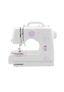 (OEM) Expert Sewing Machine 505C PRO with 12 Sewing Options (Pink)