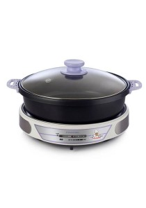 Pensonic PMC-150G 5 In 1 Multi Cooker With Grill Pan