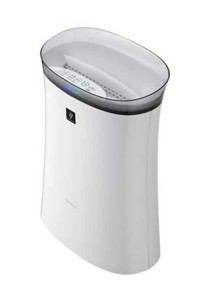 Sharp Air Purifier with High Density Plasmacluster (FPF40LW)