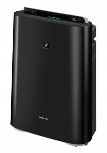Sharp Humidifying Air Purifier with High Density Plasmacluster (KCD40EB)